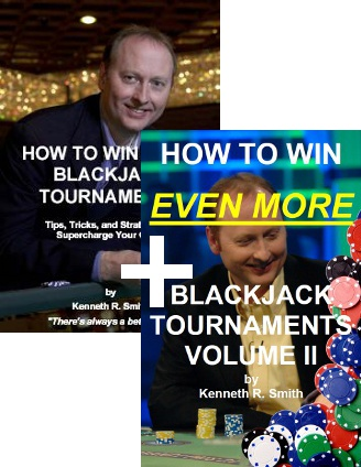 How to Win Blackjack Tournaments - Volume I and II